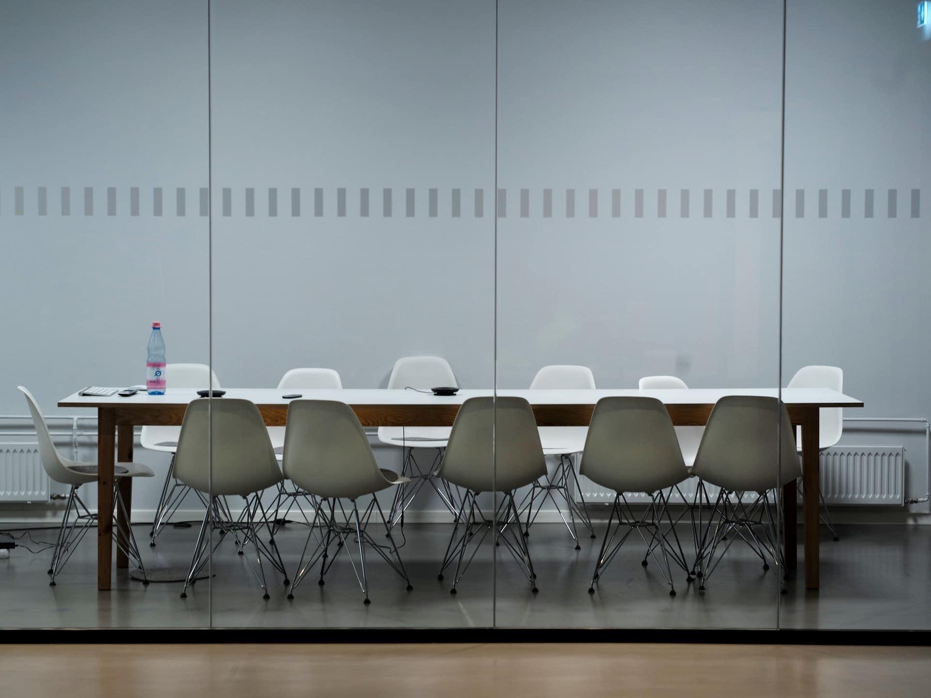 Billede af mødelokaler i København K